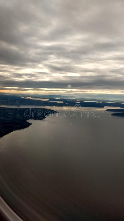 Body of water stock photography