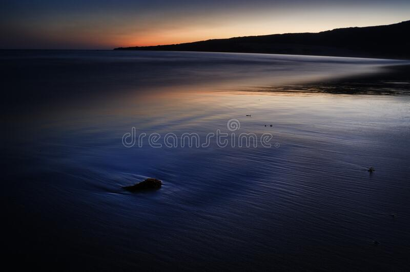 Body Of Water During Sunset Free Public Domain Cc0 Image