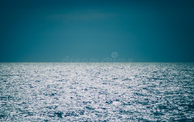 Body Of Water Under Clear Blue Sky Free Public Domain Cc0 Image