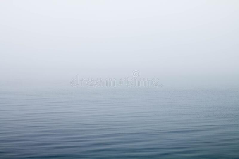 Body Of Water Under Fog Free Public Domain Cc0 Image