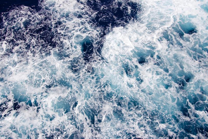 Body of Water Wave royalty free stock images