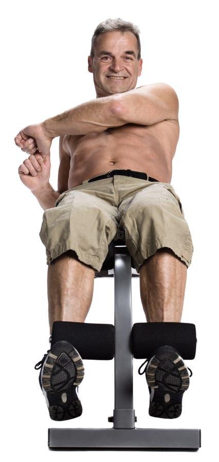 Bodybuilden lizenzfreies stockfoto
