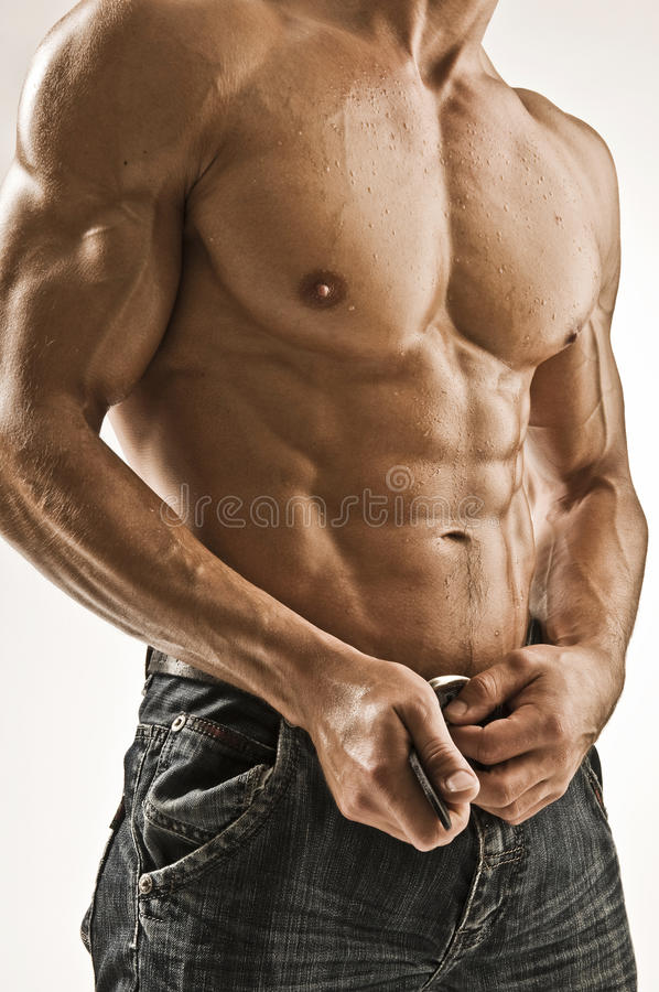 Free Bodybuilder Royalty Free Stock Photography - 16953157