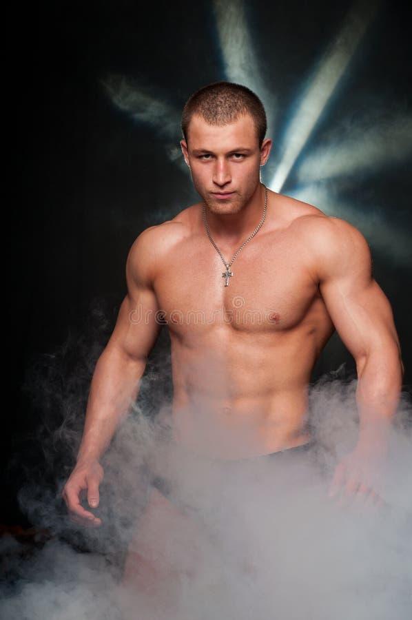 Bodybuilder fotografia stock libera da diritti