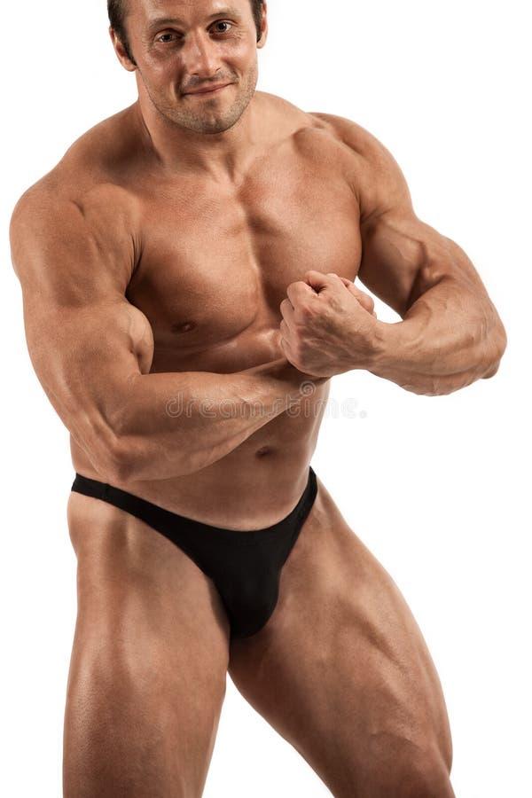 Bodybuilder lizenzfreie stockfotos