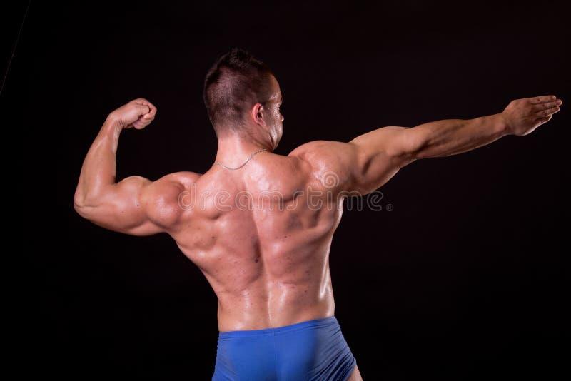 Bodybuilder fotografie stock