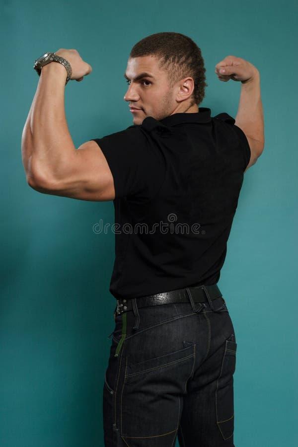 Bodybuilder imagens de stock royalty free