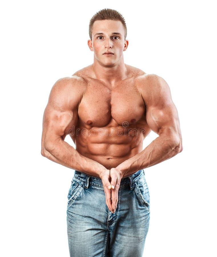 Bodybuilder στοκ εικόνα