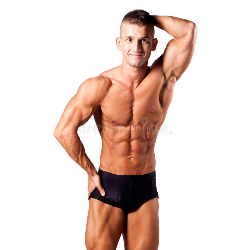 Bodybuilder zdjęcia royalty free