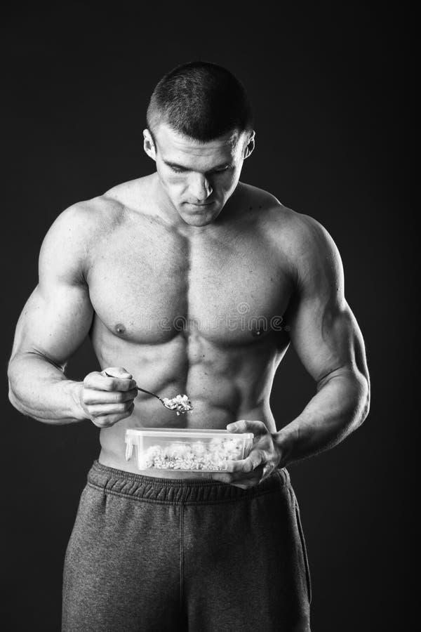 Bodybuilder stock foto