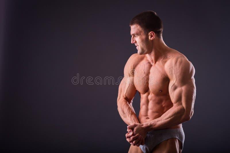 Bodybuilder stockfotografie