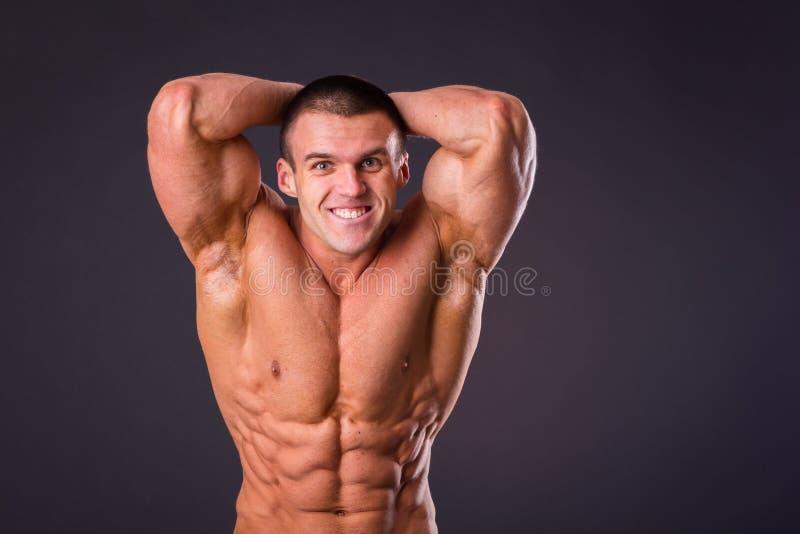 Bodybuilder stockfotos