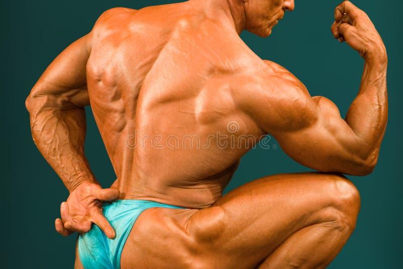 Bodybuilder stock foto's