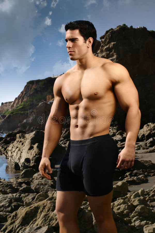 Free Bodybuilder Royalty Free Stock Photos - 9108418