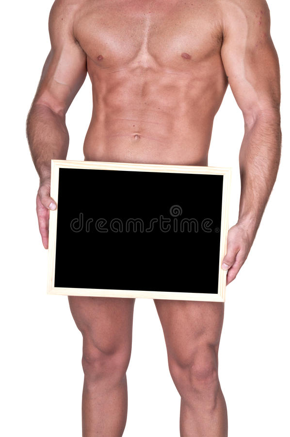 Download Bodybuilder With Copy Space Stock Image - Image: 24145083
