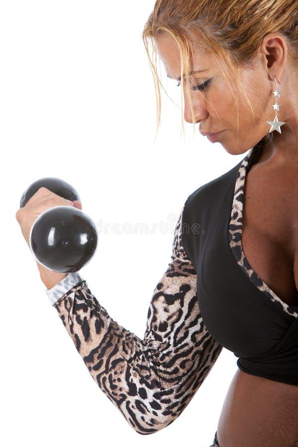 bodybuilder kobieta zdjęcia stock