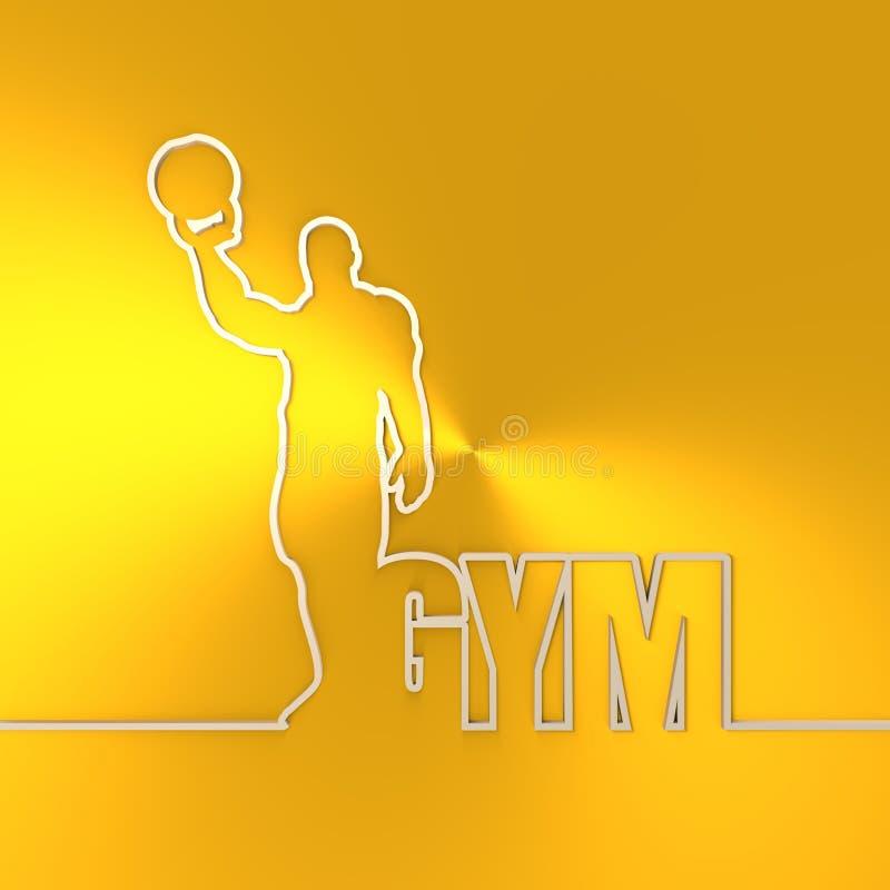 Bodybuilder silhouette posing stock illustration illustration of download bodybuilder silhouette posing stock illustration illustration of muscle exercises 95942132 stopboris Gallery