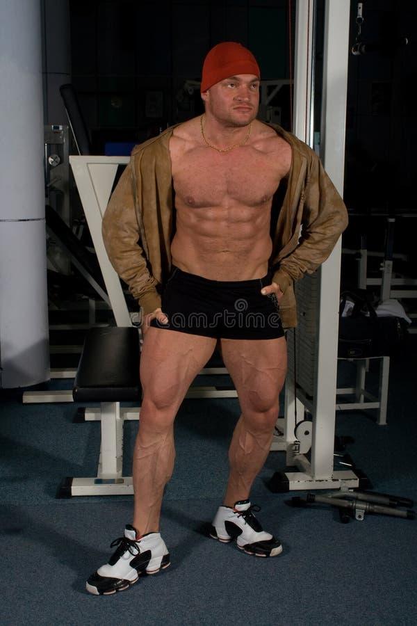 bodybuilder target360_0_ zdjęcie royalty free