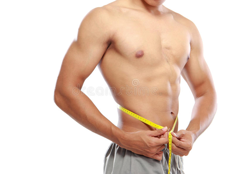 Bodybuilders με τα τέλεια ABS στοκ φωτογραφίες με δικαίωμα ελεύθερης χρήσης