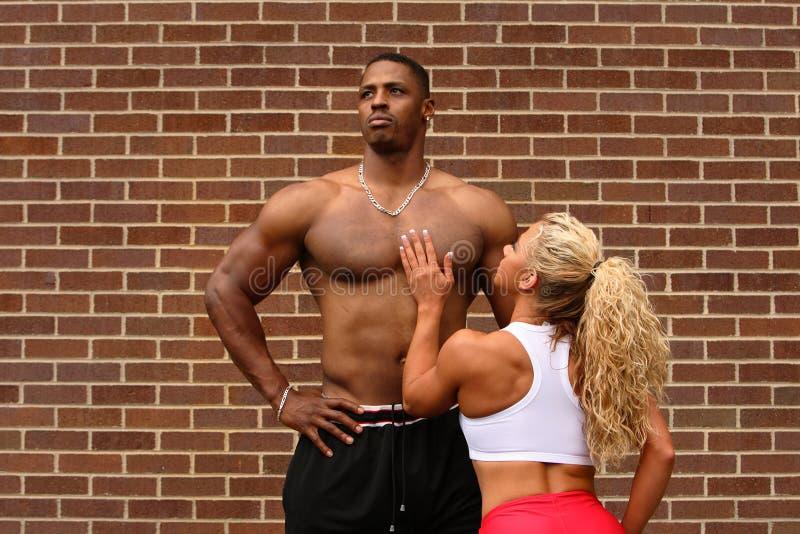bodybuilders στοκ φωτογραφίες