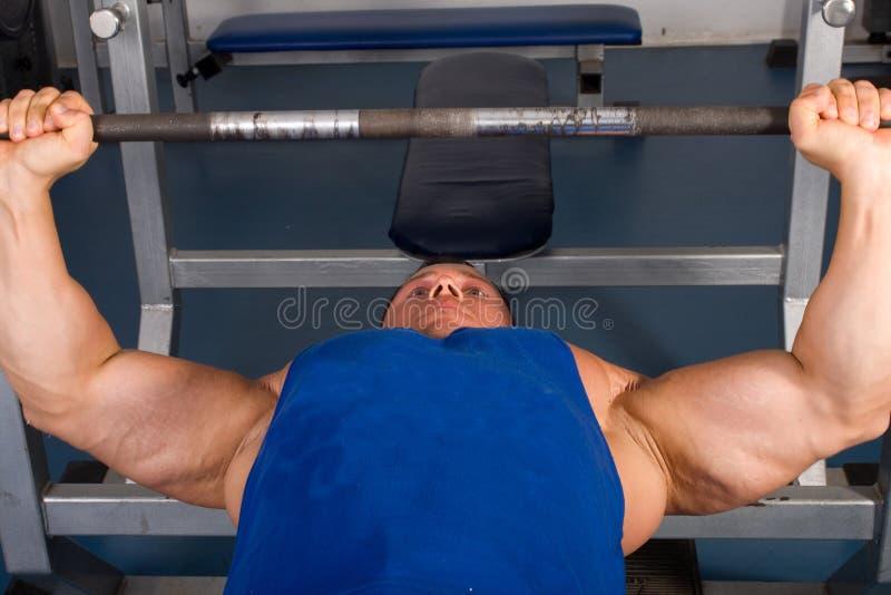 bodybuilders target1585_1_ zdjęcia royalty free