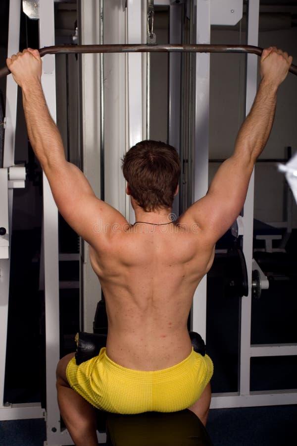 bodybuilders target284_1_ obrazy stock