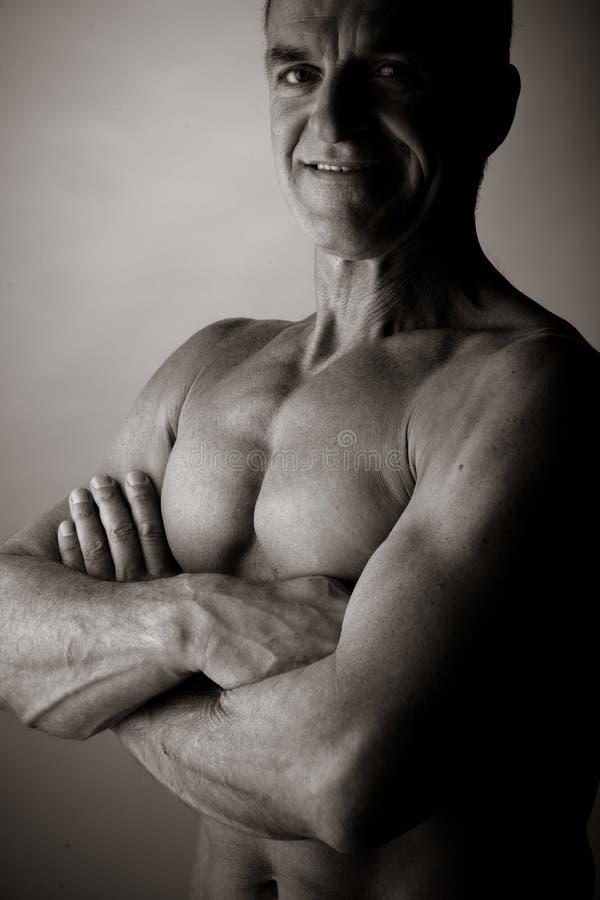 Bodybuilding fotografía de archivo libre de regalías