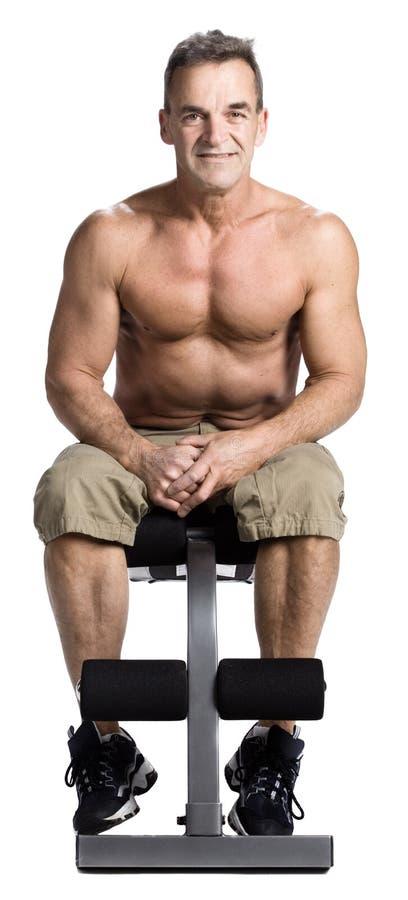 Bodybuilding fotos de stock royalty free