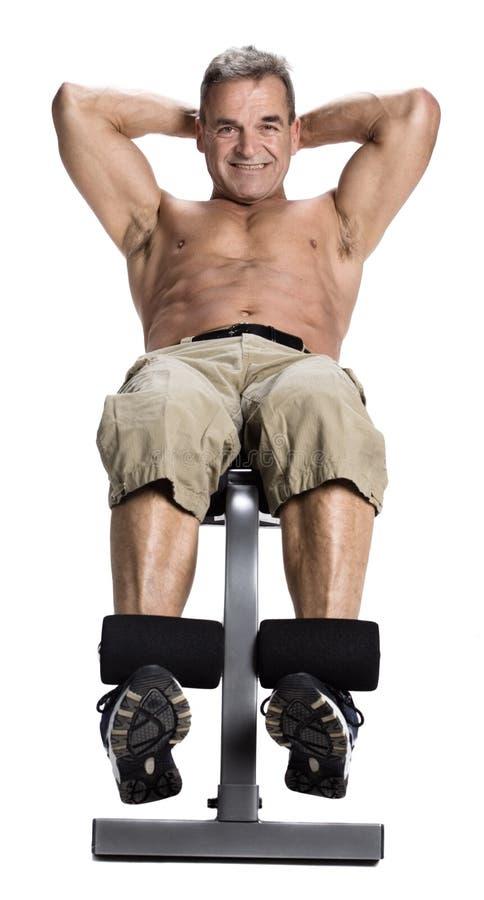 Bodybuilding fotografia de stock royalty free