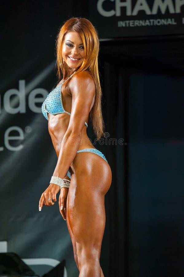 Bodybuilding Champions Cup stock photos