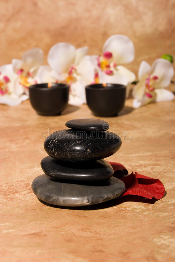 Free Bodycare Massage Items Royalty Free Stock Images - 4370209