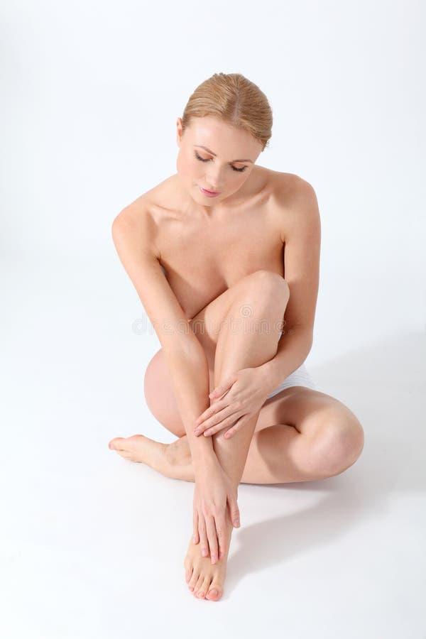 bodycarewellness royaltyfria bilder