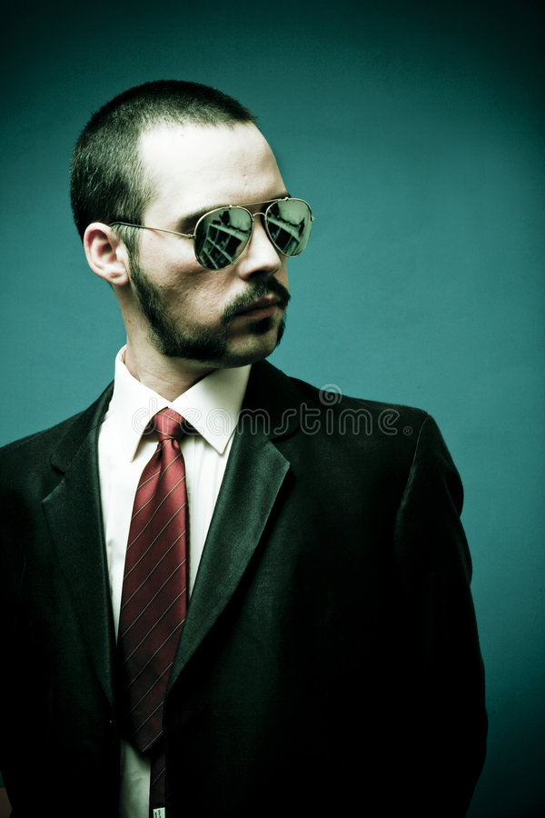 Bodyguard royalty free stock images