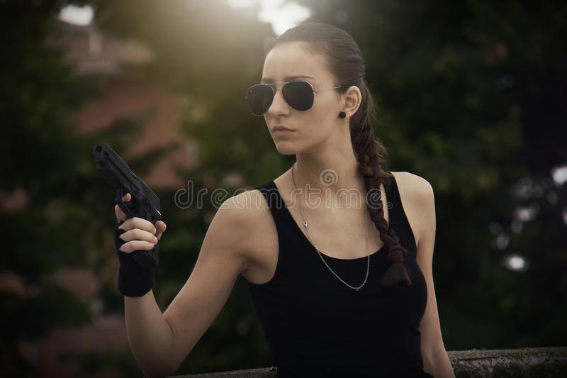 Download Bodyguard stock photo. Image of head, croft, adult, fashion - 31016642