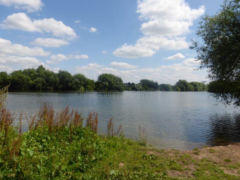 Bodymoor水池 库存图片