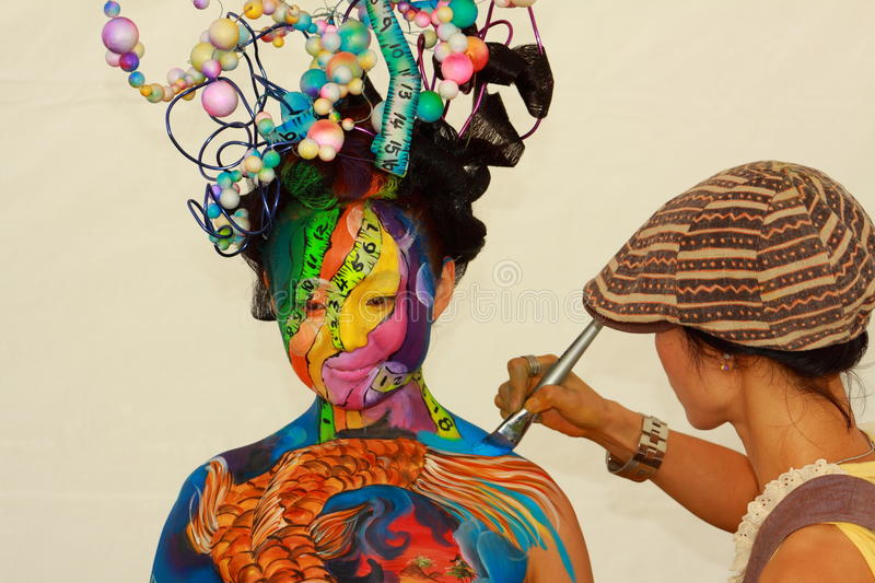 1 763 Bodypainting Photos Free Royalty Free Stock Photos From Dreamstime