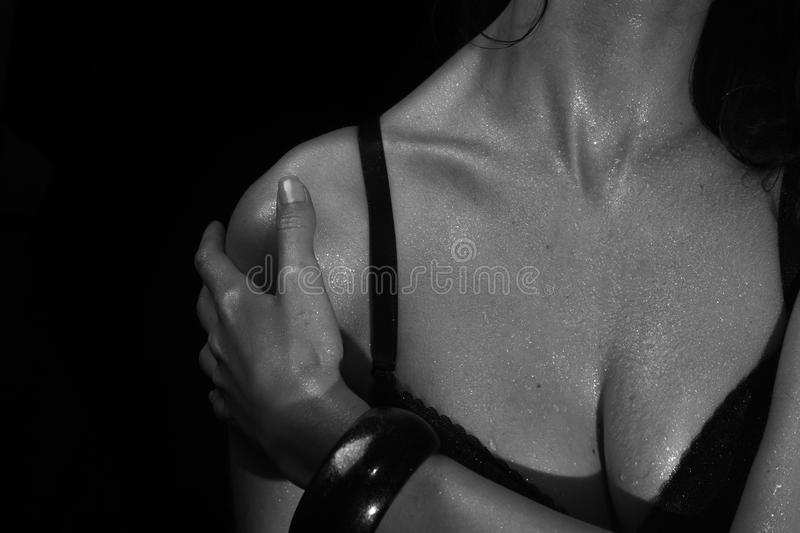 Bodyscape photographie stock
