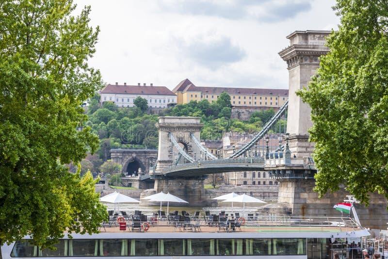 Boedapest, één van de mooiste Europese stad stock foto's