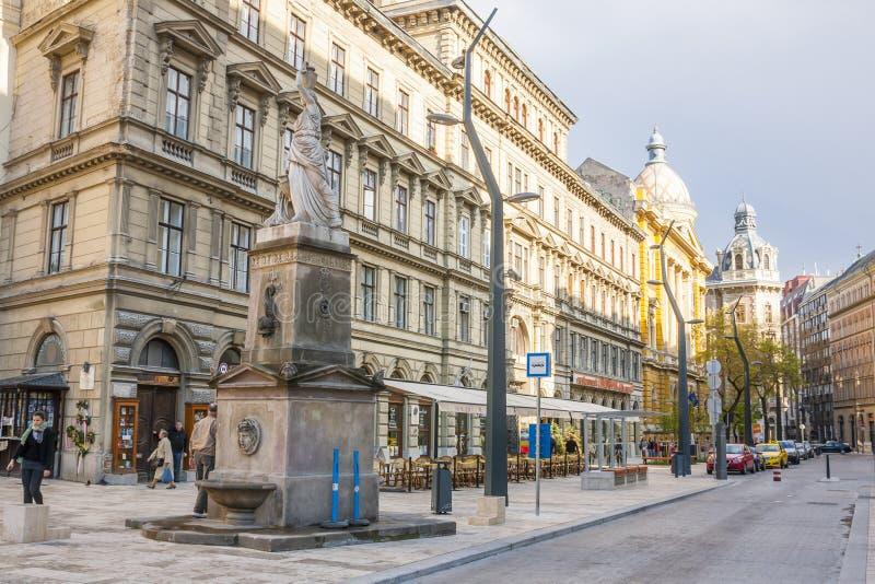 Boedapest stock foto's