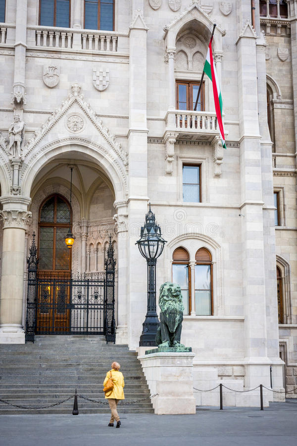 Boedapest, Hongarije royalty-vrije stock afbeelding
