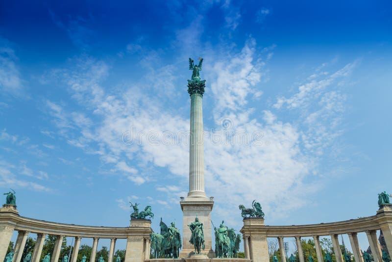 Boedapest Hongarije royalty-vrije stock foto's