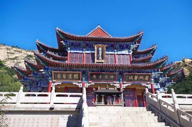 Boeddhismetempel royalty-vrije stock fotografie