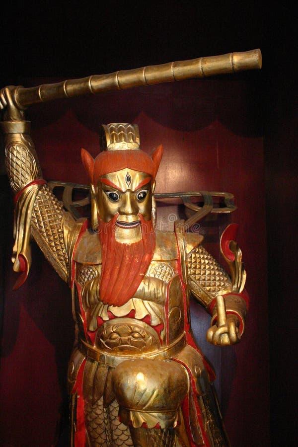 Boeddhistisch Standbeeld stock foto's
