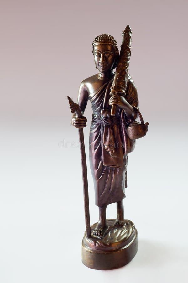 Boeddhistisch standbeeld royalty-vrije stock foto