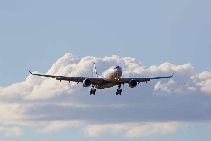 Boeing-737 Оман стоковые изображения