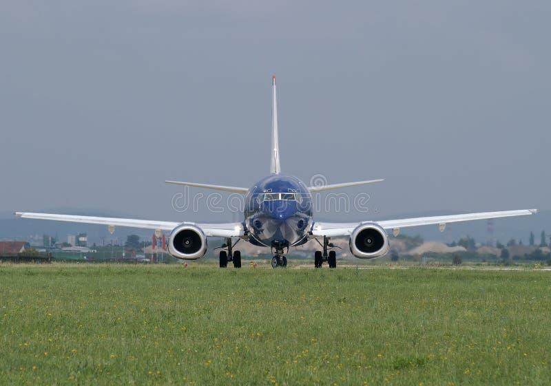 Boeing photo stock