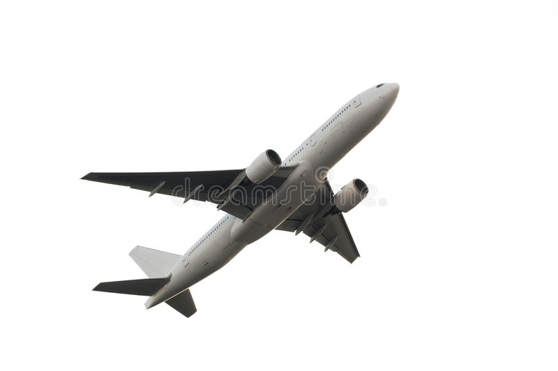 Boeing 777-200 image libre de droits