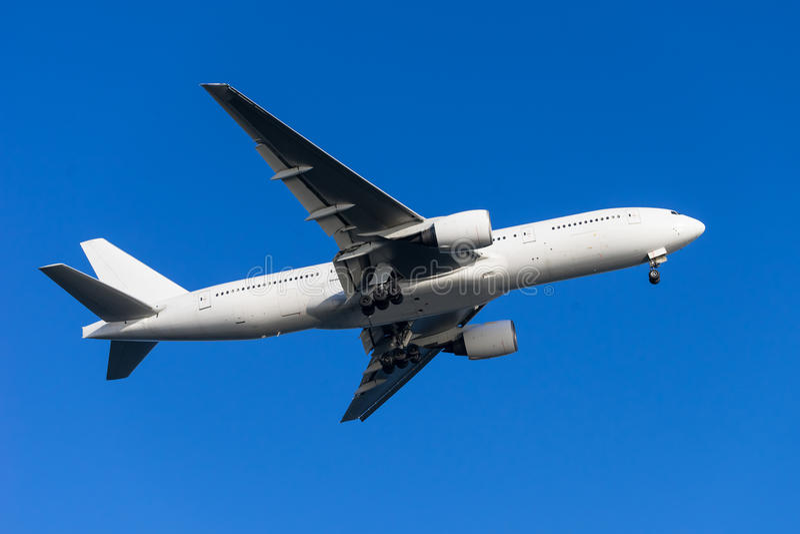 200 777 Boeing στοκ εικόνες
