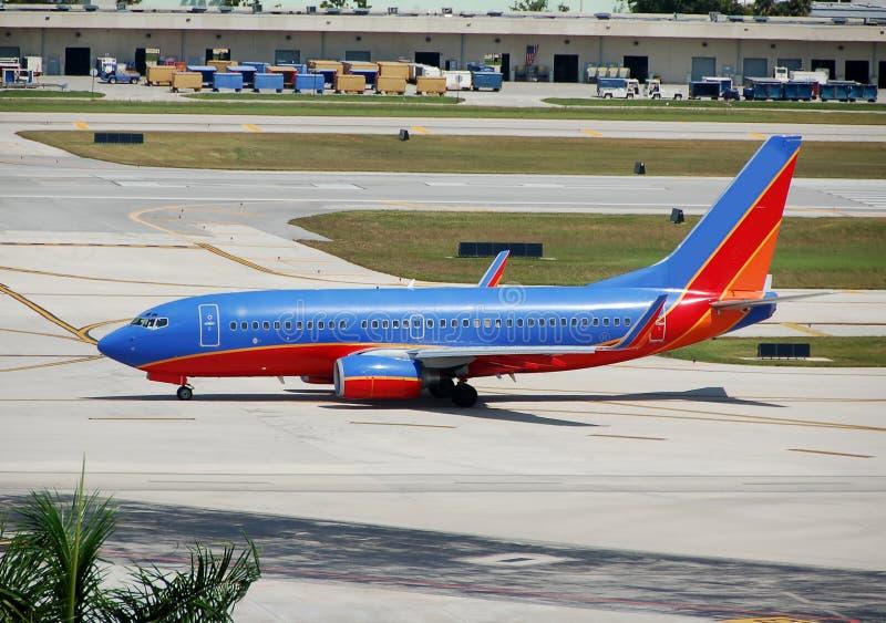 Boeing 737 photos libres de droits