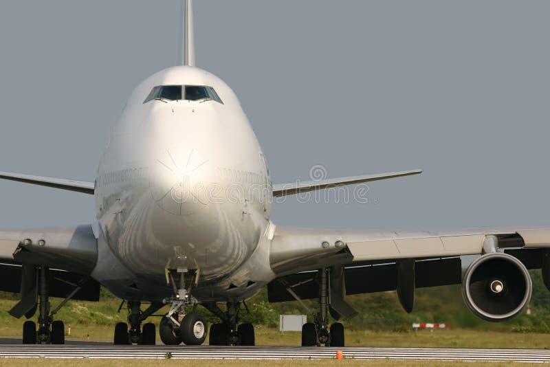 Boeing 747 photos stock